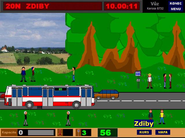MHD simulátor 2007