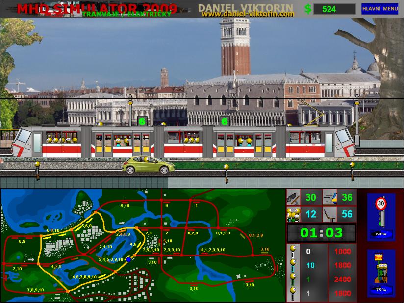 MHD simulátor 2009
