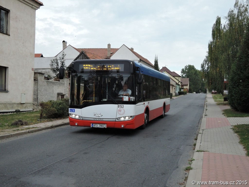 4569 - linka 367 Radonice ČSAD SČ Solaris Urbino 12M 8153