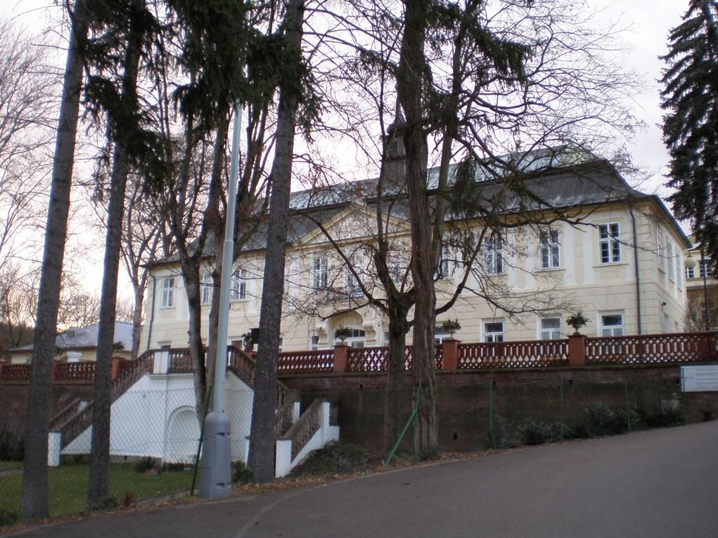Jenerálka - zámek