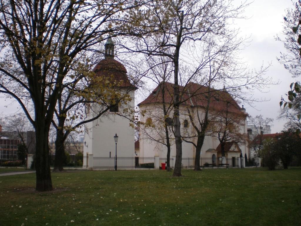 425 - Pankrác - kostel svPankráce