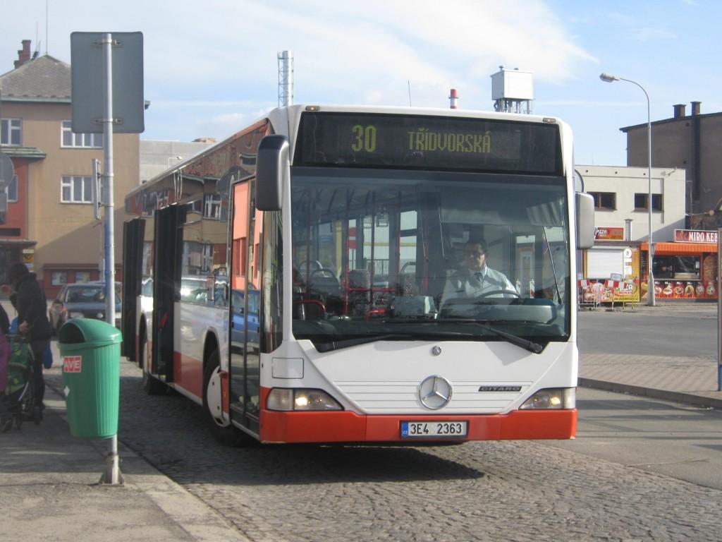 autobusová linka 30