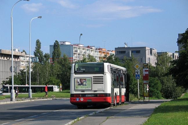 Linka 148 Autobusy.org 2