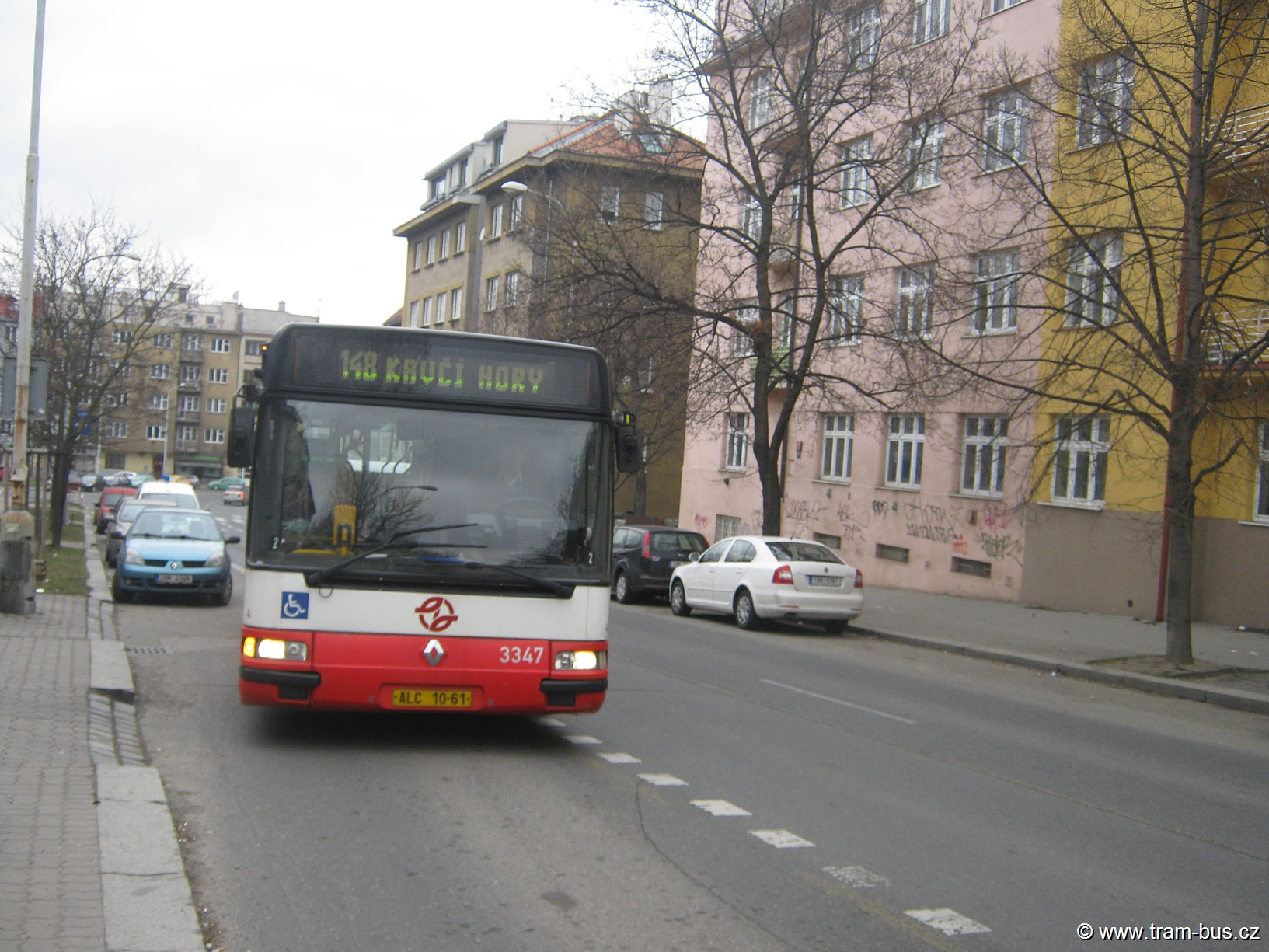 linka 148 Citybus 12M Doliny 2013