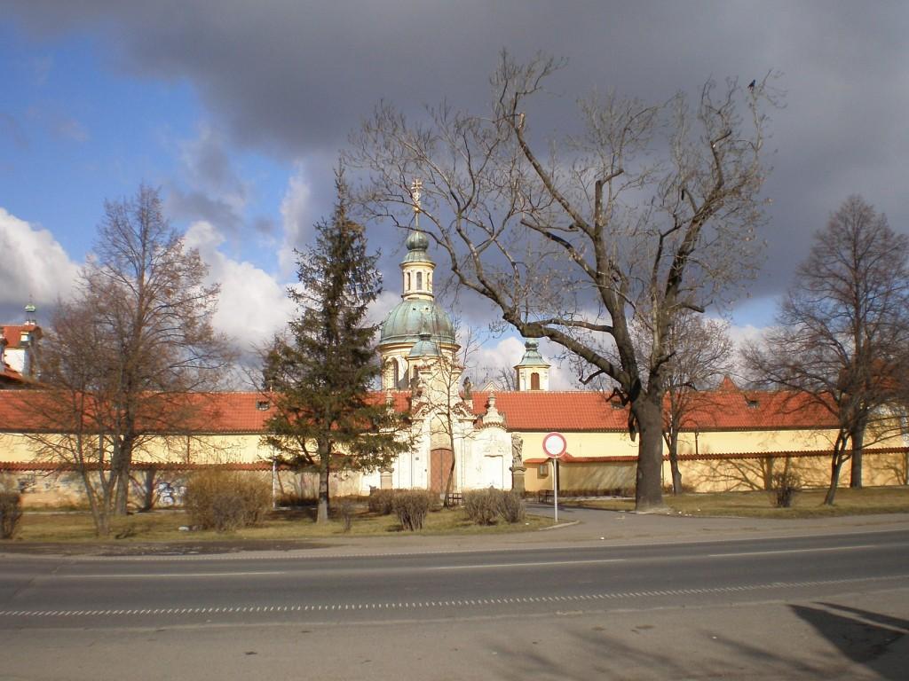 552 - Bílá Hora - poutní kostel Panny Marie Vítězné