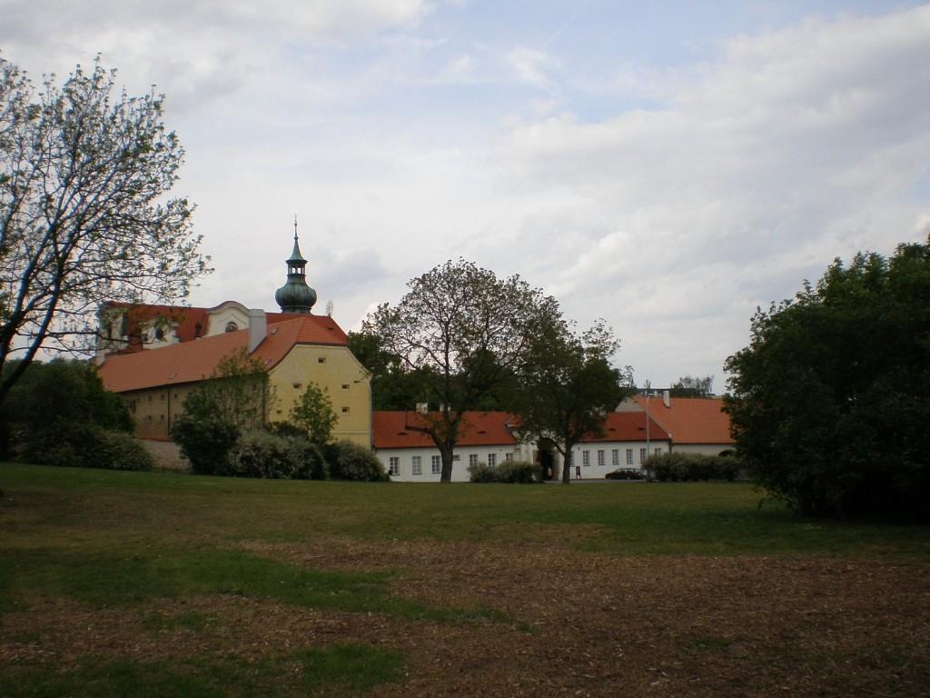 229 - Břevnov - klášter