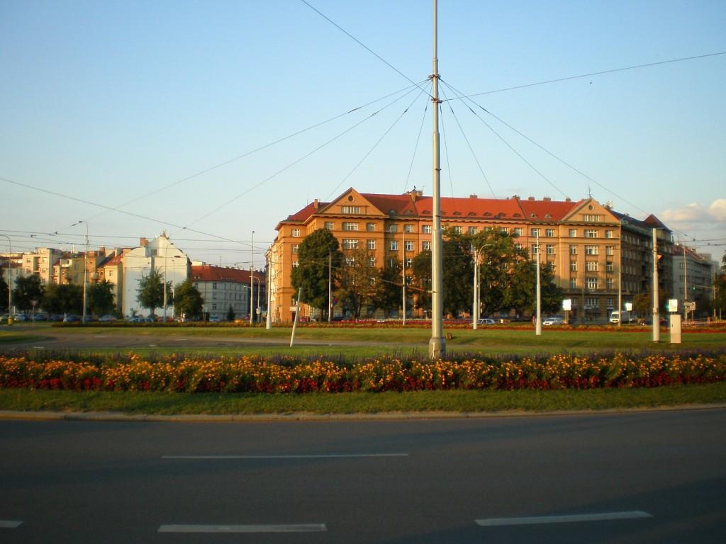 899 - Dejvice - Vítězné náměstí