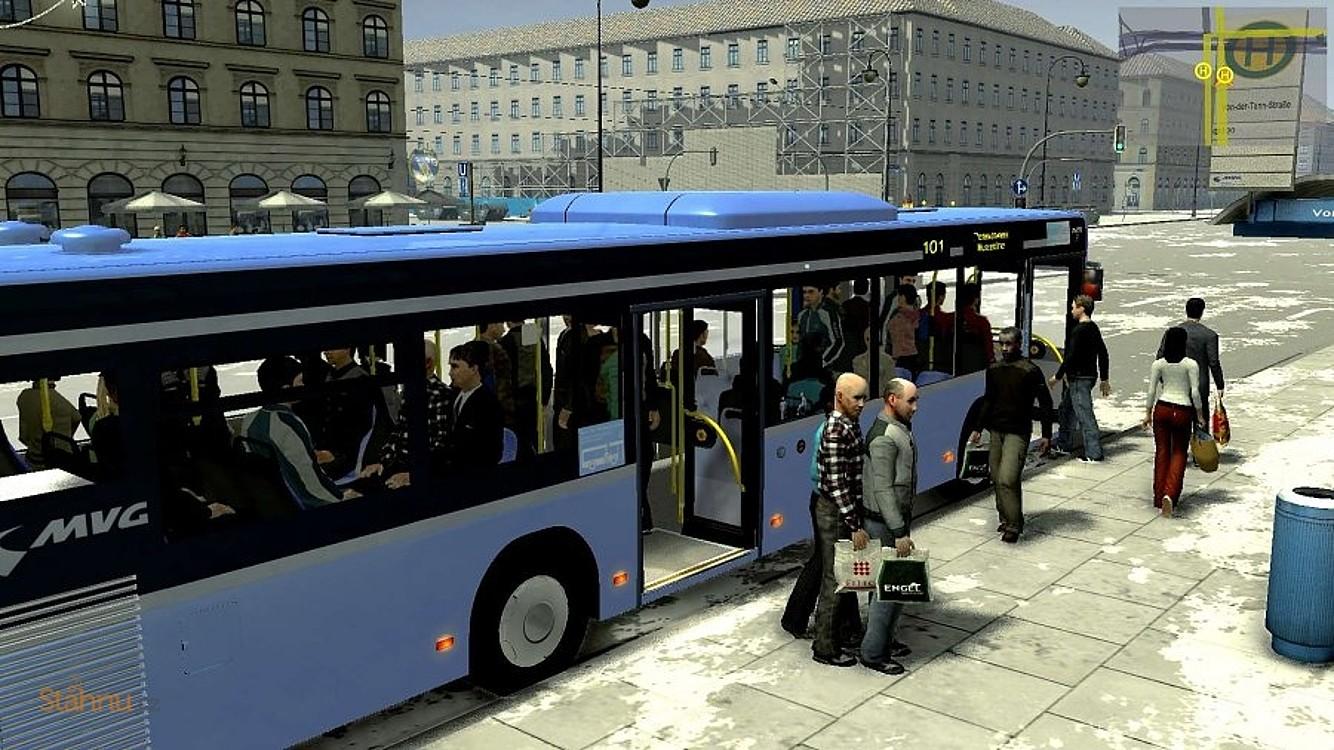 Citybus Sim. 2010, 2012 - TRAM-BUS.cz