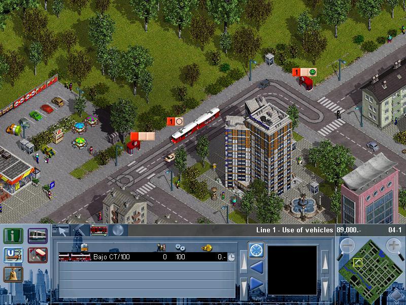 Traffic Giant, 2