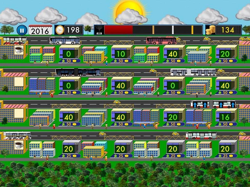 City Bus Tycoom 2