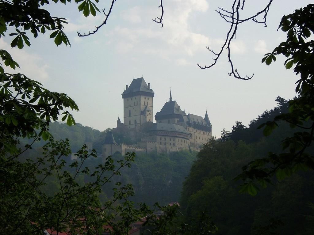 Karlštejn - hrad