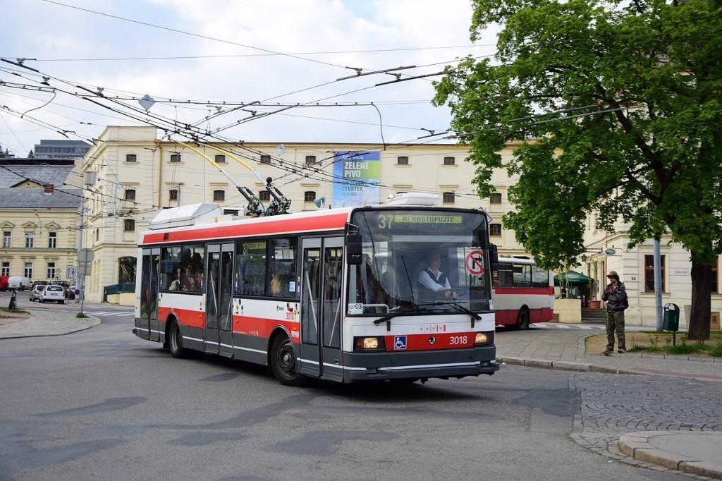 trolejbus 21 Tr