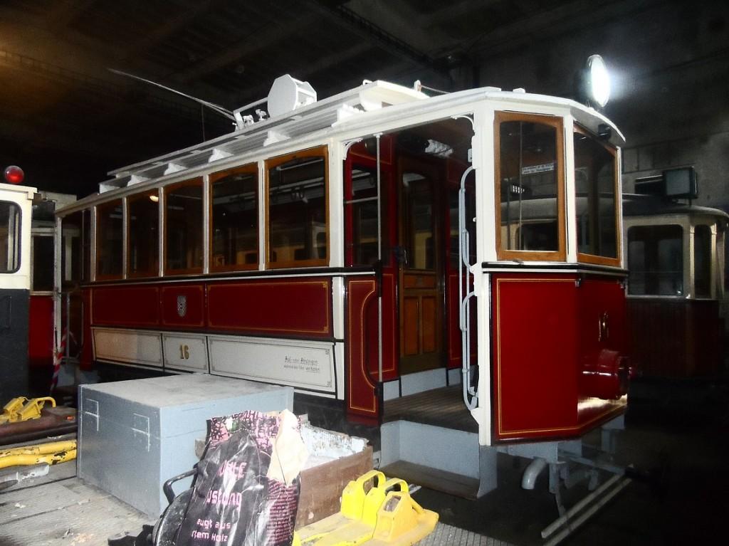 muzeum tramvají