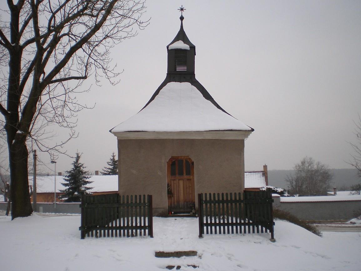 Svépravice - kaplička