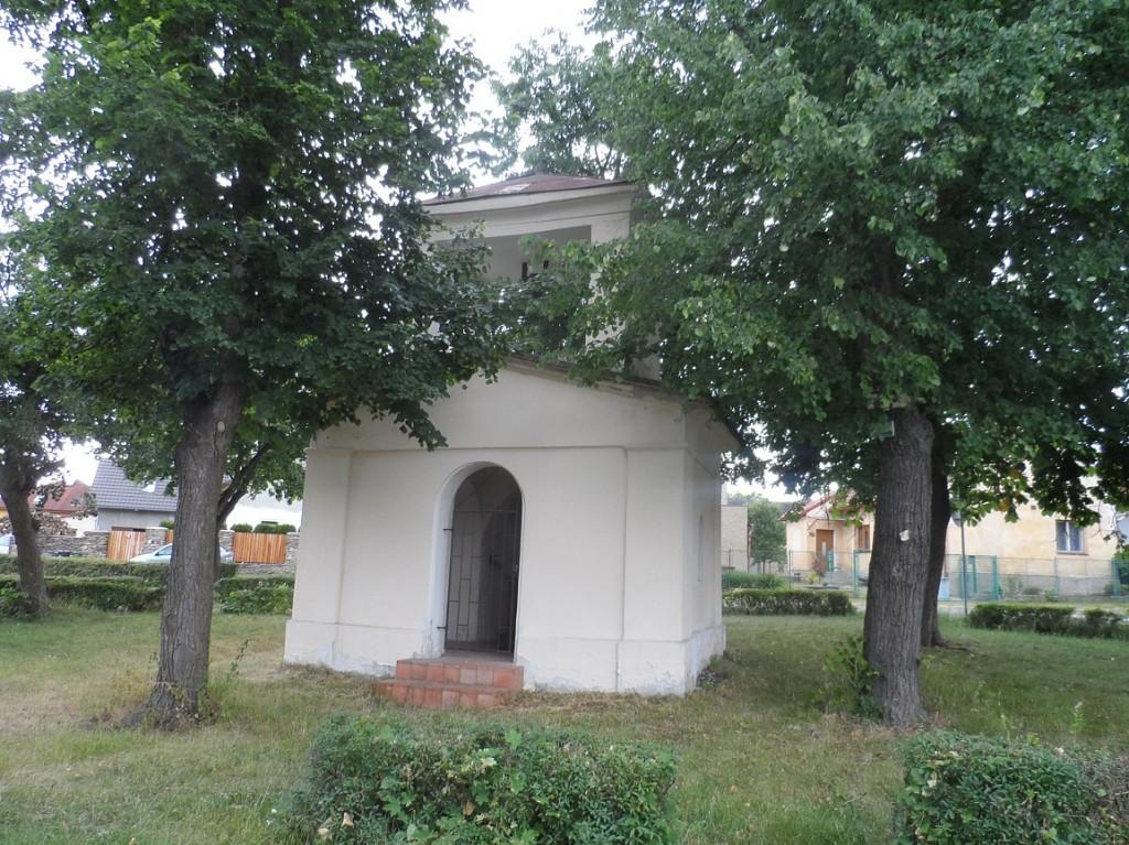 zvonička na Masečíně