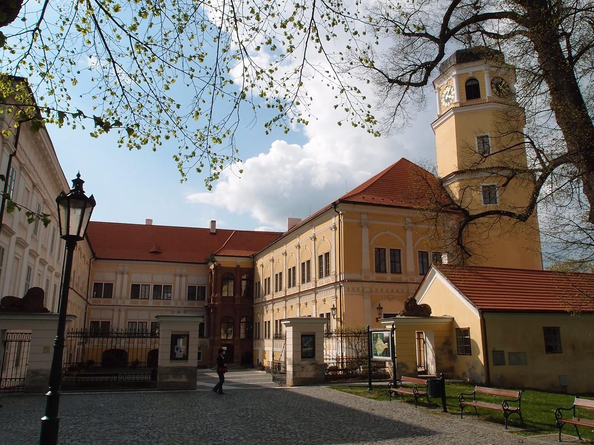 Vlašim - zámek
