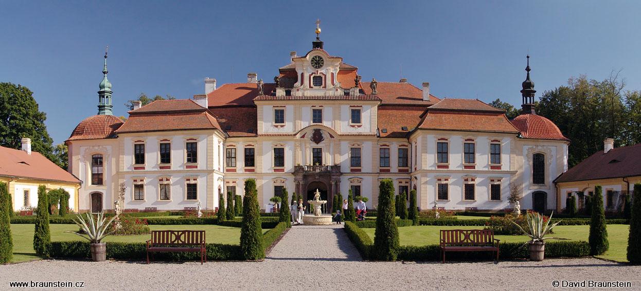zámek Jemniště