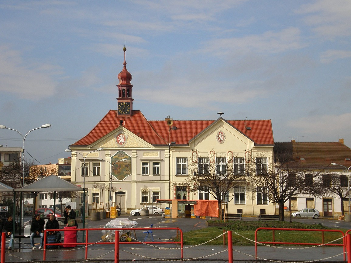 Brandýs nad Labem - radnice