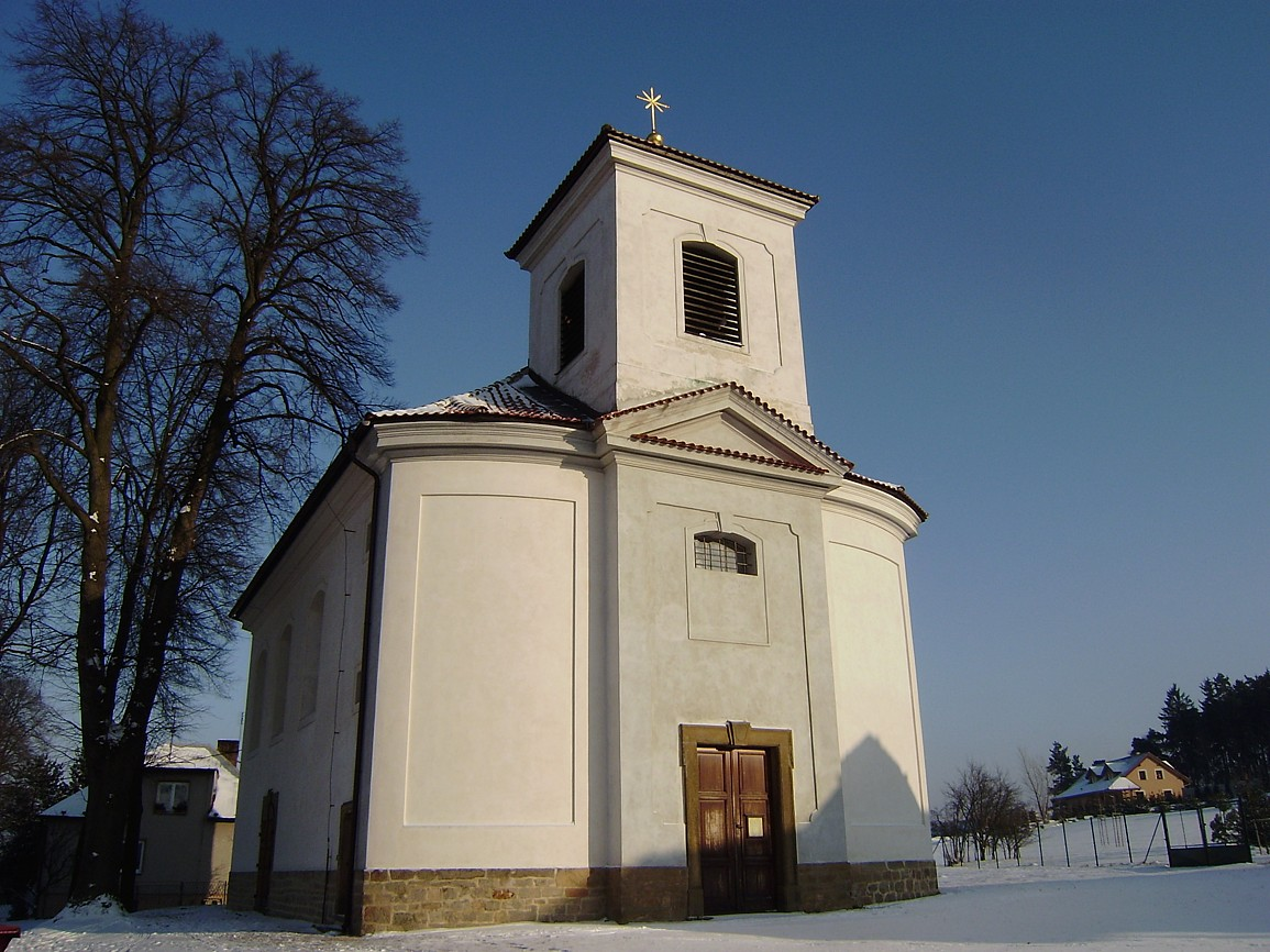 Žilina - kostel Narození Panny Marie