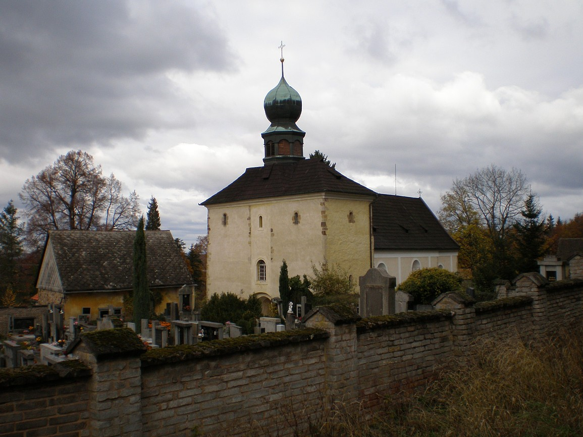 Kostel svJana Křtitele na Velizu