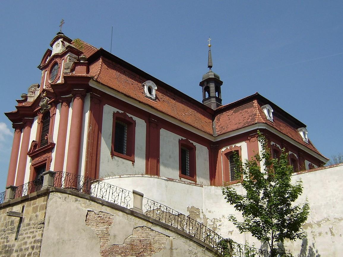 Liběchov - kostel svHavla