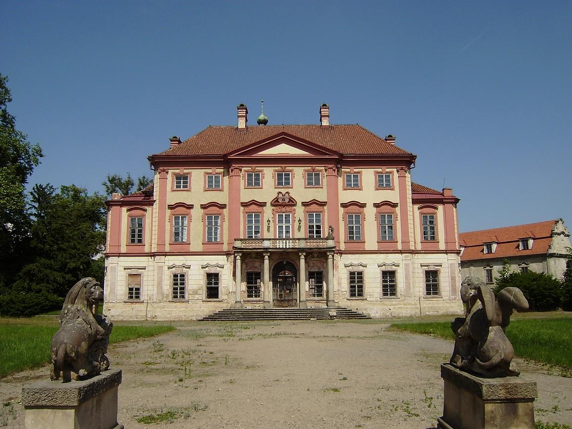 Liběchov - zámek