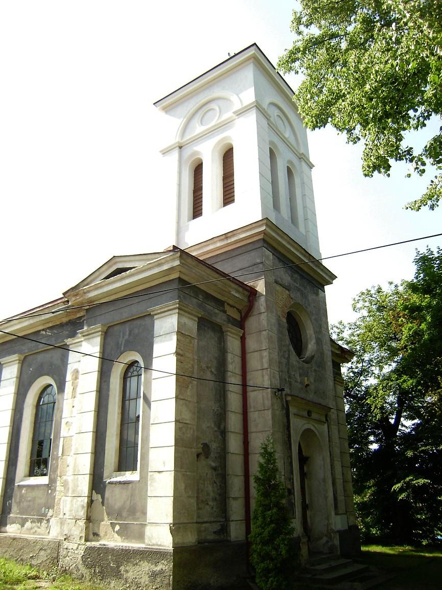 Záboří - kostel Narození Panny Marie