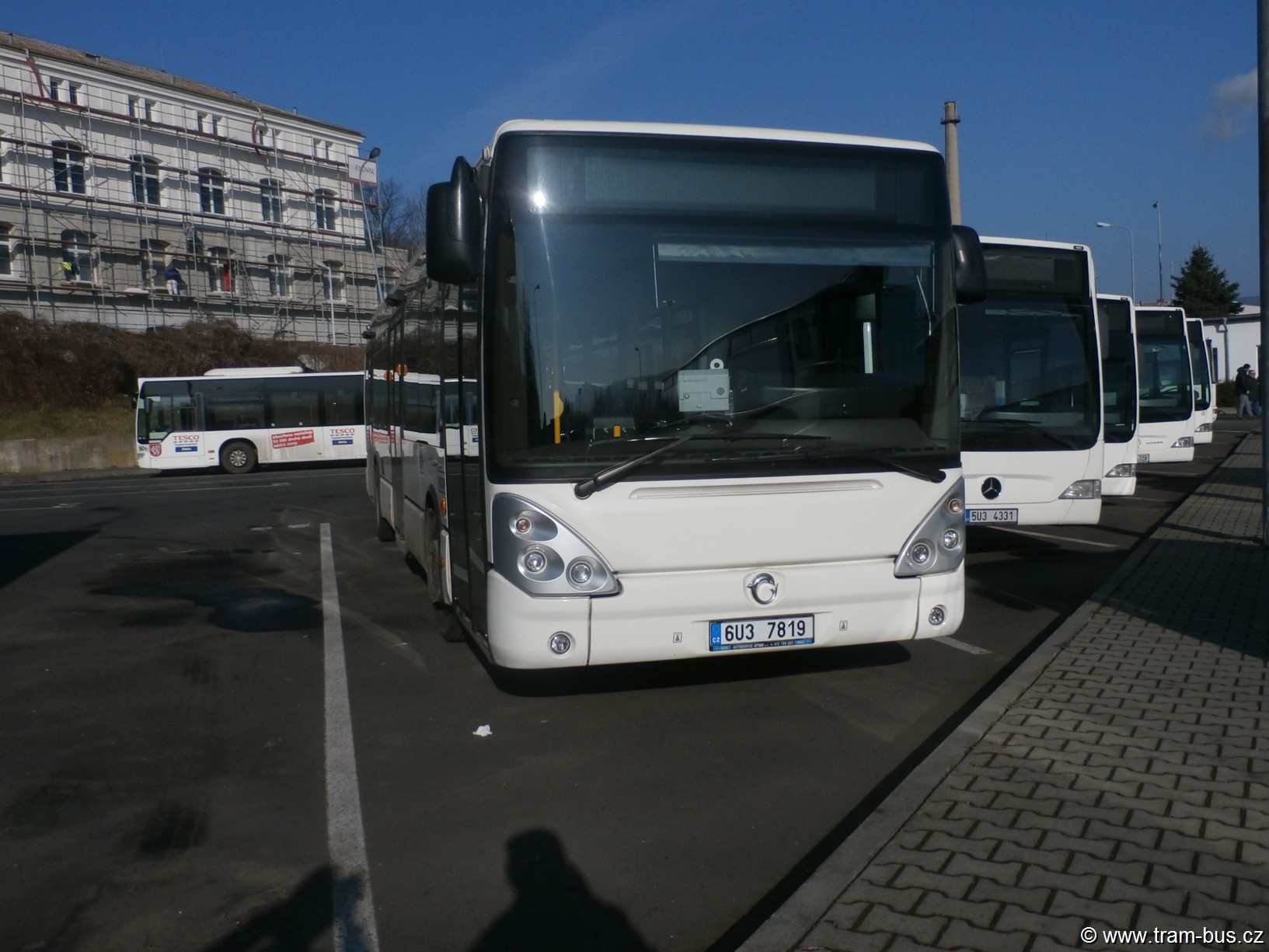 Děčín - Irisbus Citelis