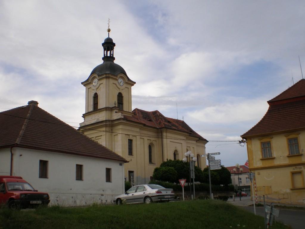 246 - Zdice - kostel Narození Panny Marie