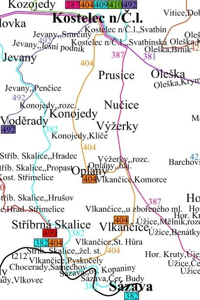 404 mapa VS