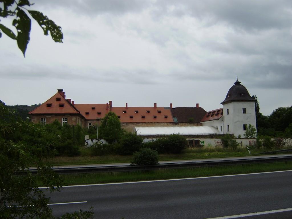 529 - Králův Dvůr - zámek