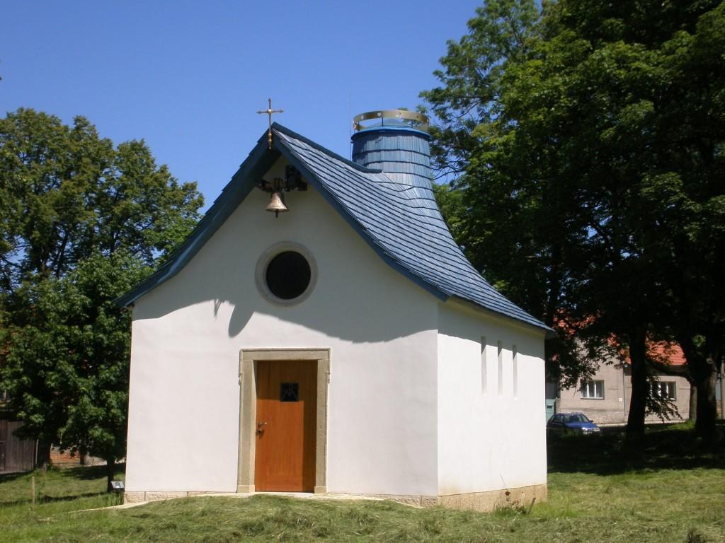 125 - Kamenné Žehrovice - kaple