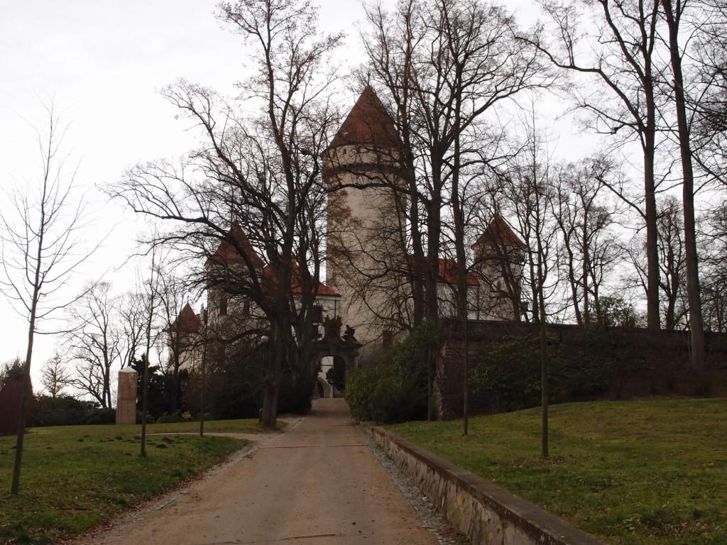 372 - Konopiště - zámek