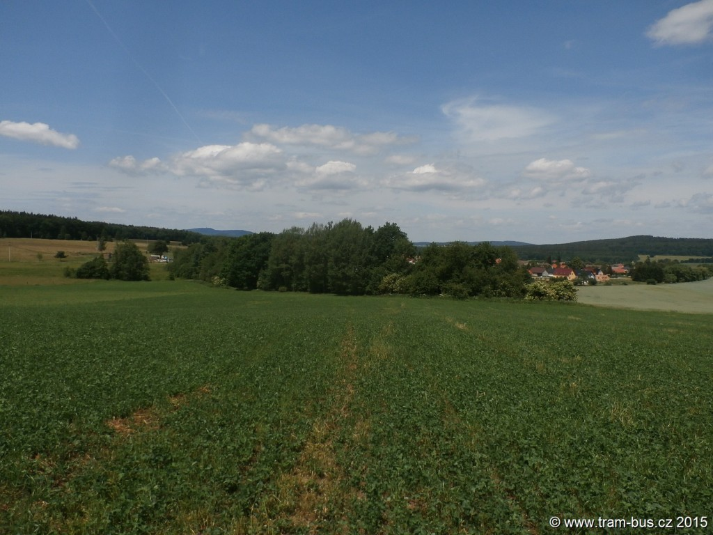 026 - pozůstatek zrušené trati Strausbergovy železnice