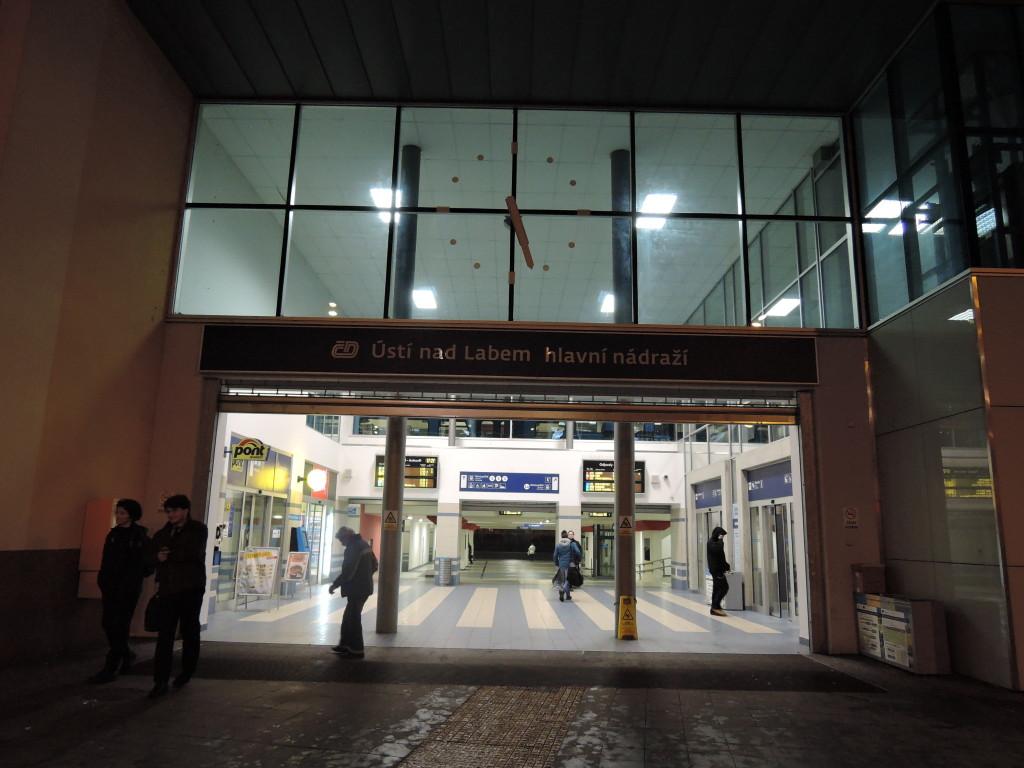 084 - nádraží Ústí nad Labem