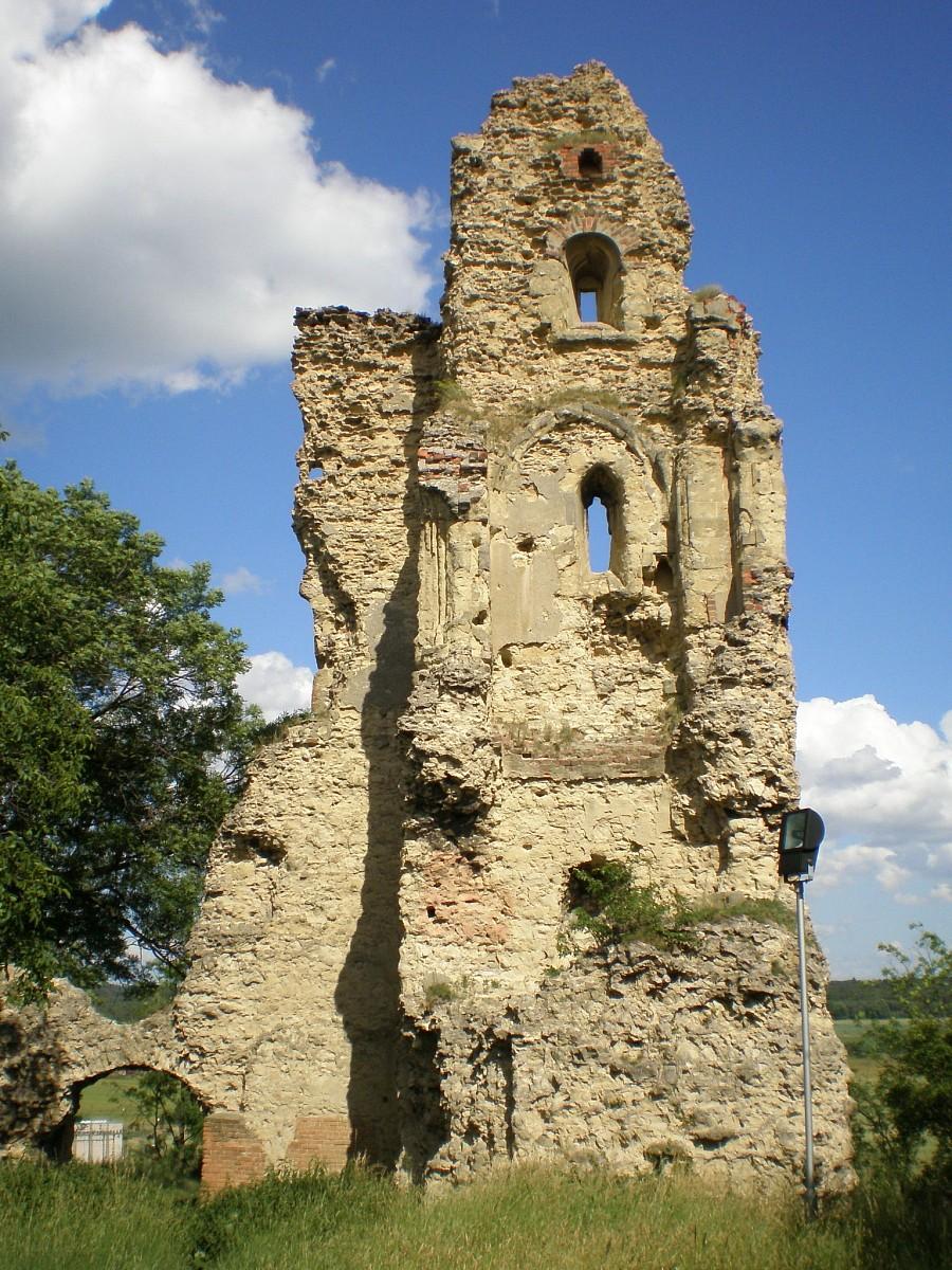 B - Dražice - hrad