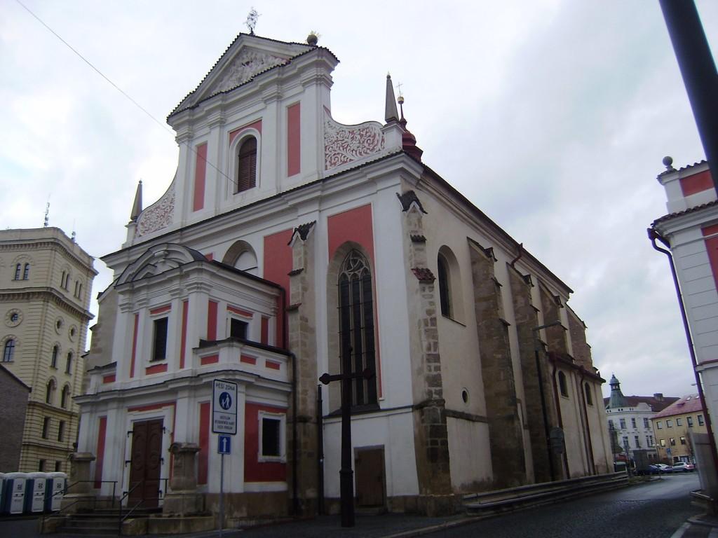 D - Mladá Boleslav - kostel Nanebevzetí Panny Marie
