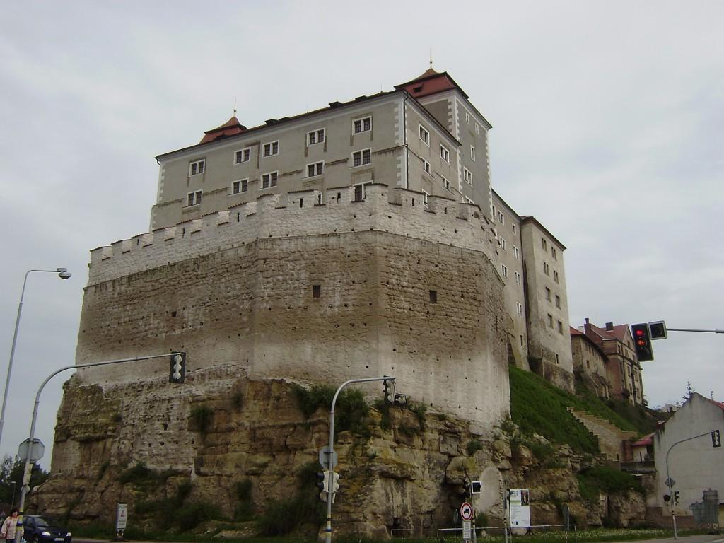 E - Mladá Boleslav - hrad