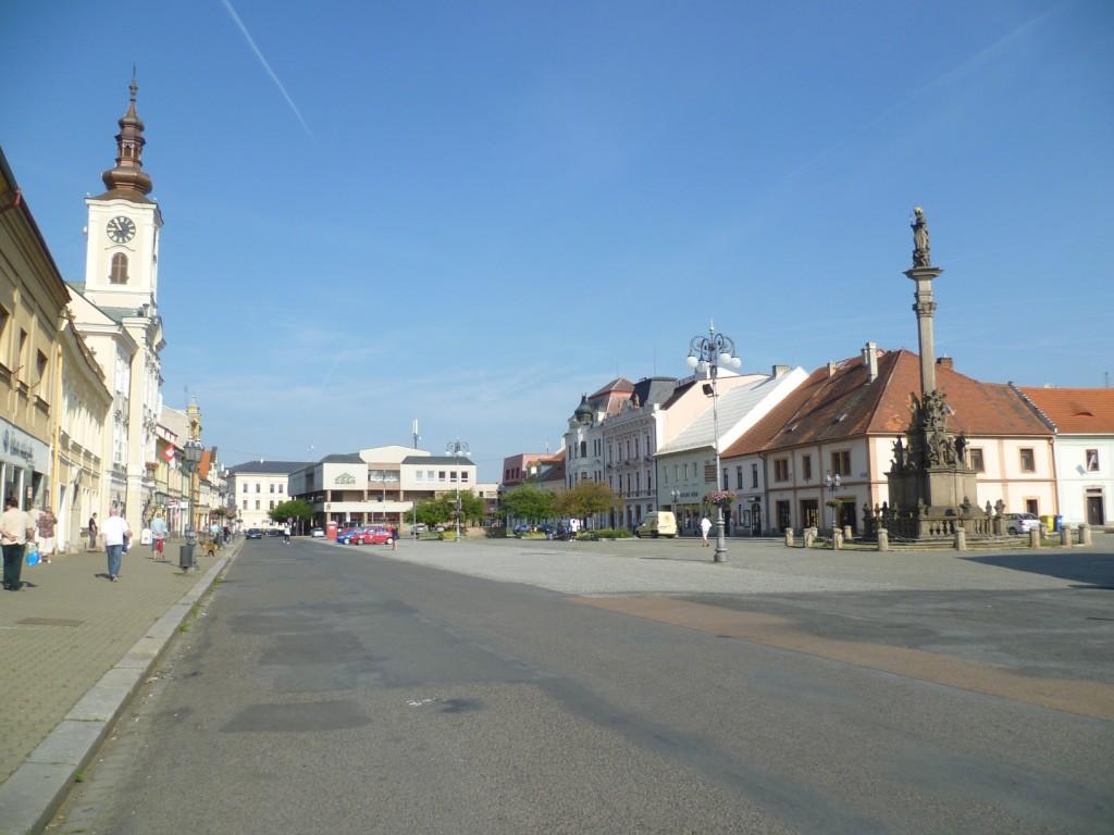 016 - Masarykovo náměstí Rokycany