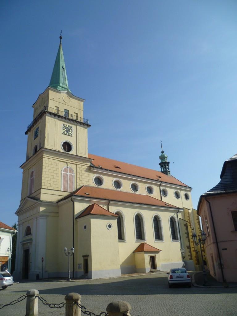 018 - kostel Panny Marie Sněžné