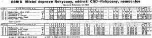 Linka 03816 - 1964