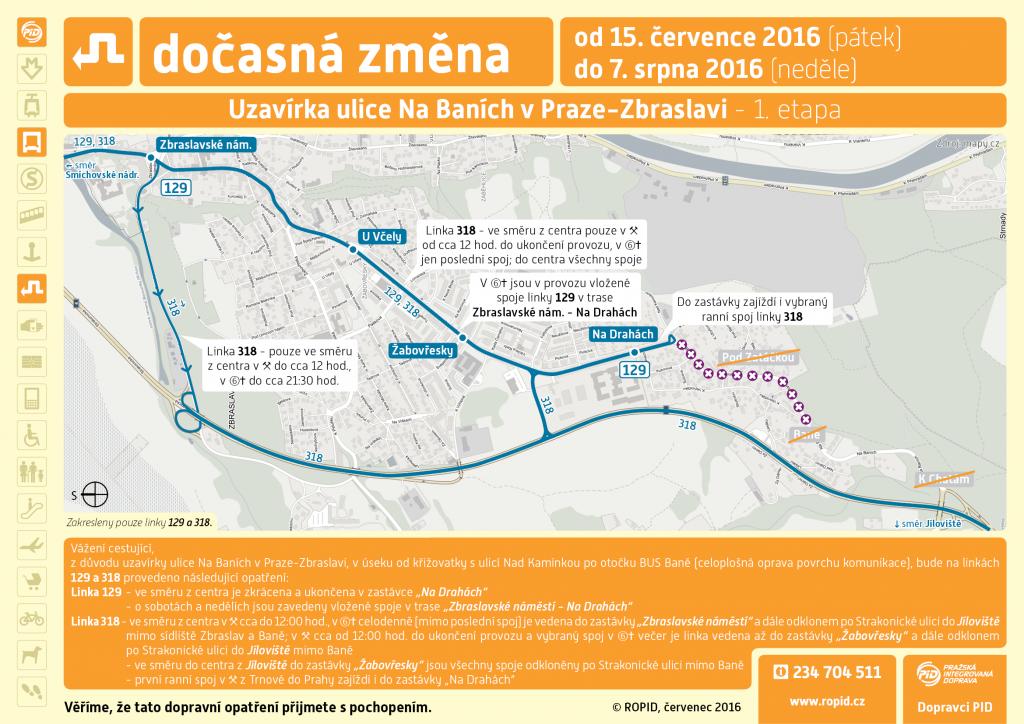 Zbraslav-etapa 1