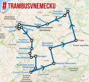 TramBus v Německu