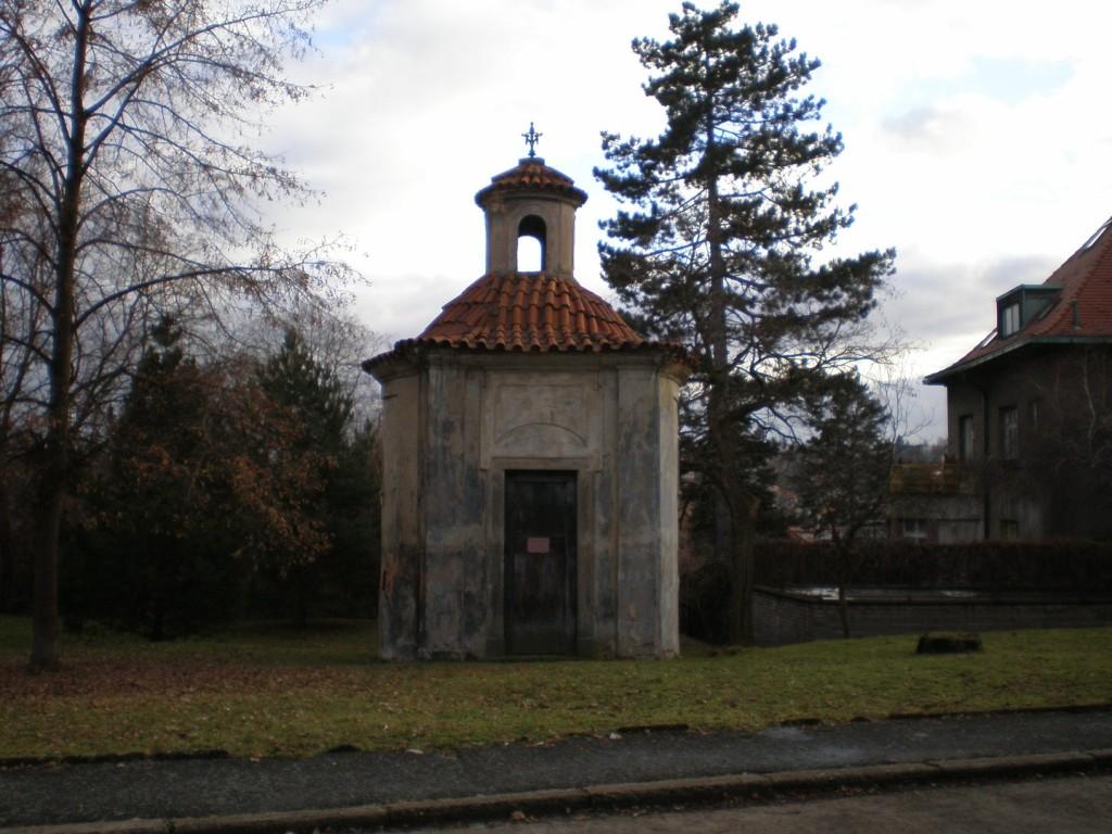 498 - Dejvice - kaple svMichala
