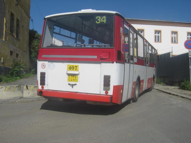 autobus B 731
