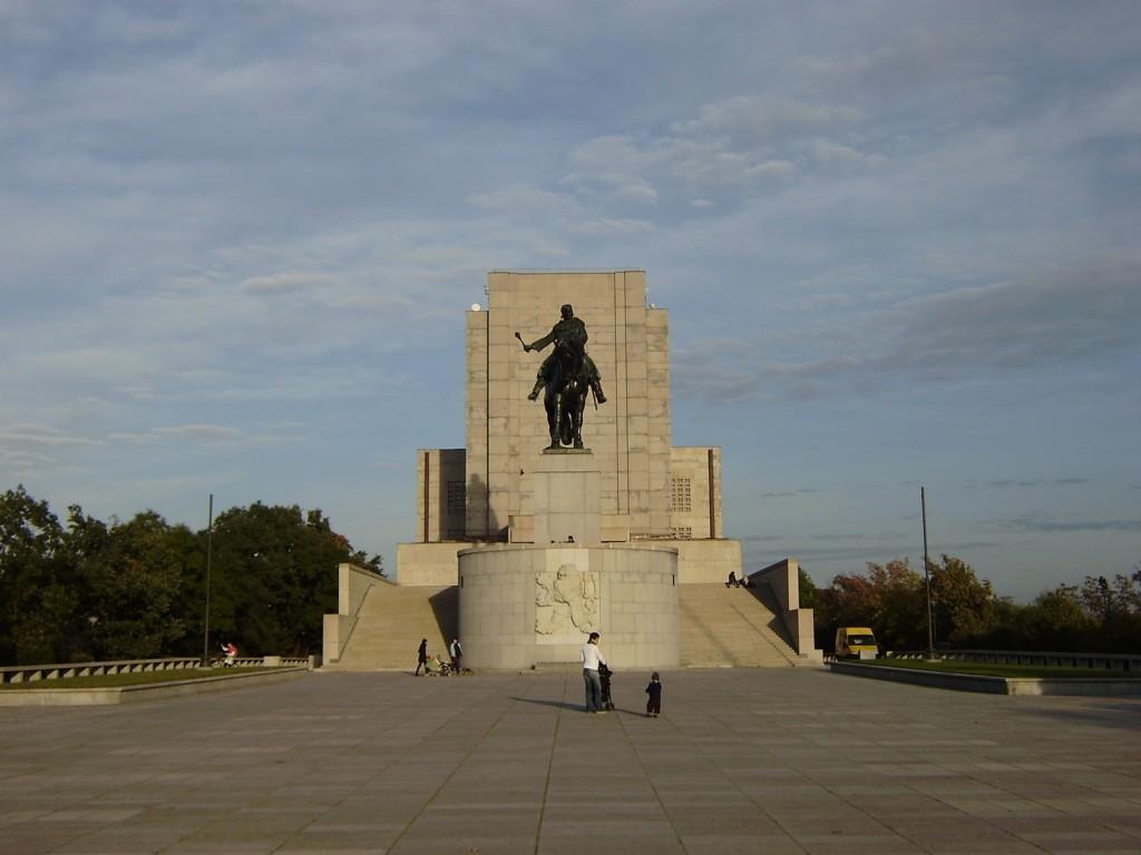 Vítkov - Památník národního osvobození