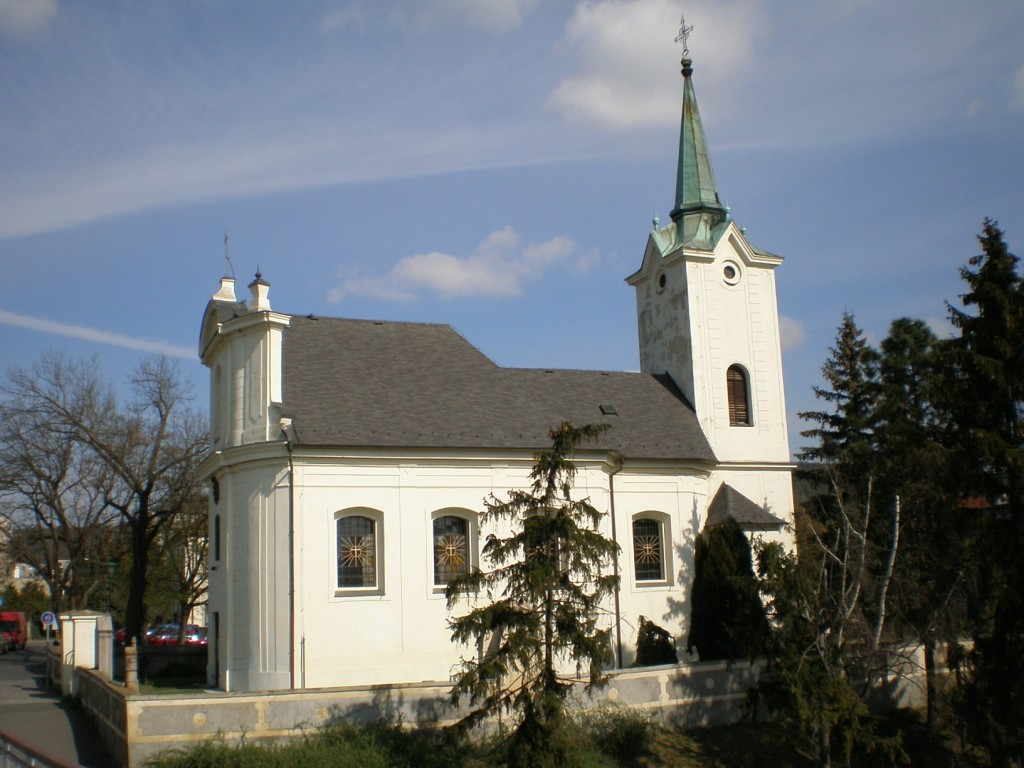 199 - Radotín - kostel svPetra a Pavla