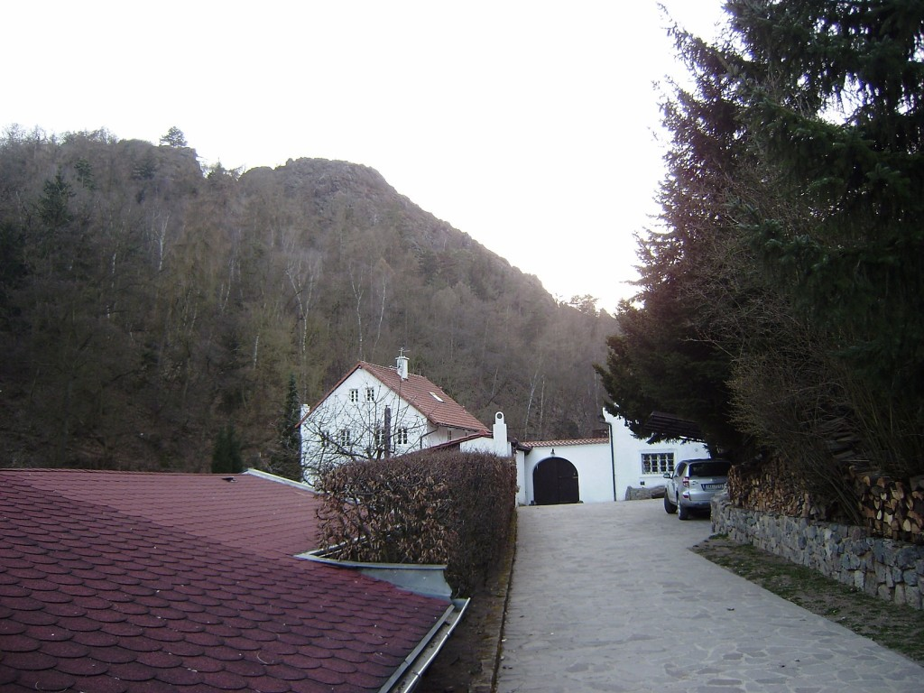 b01 - Čertův mlýn