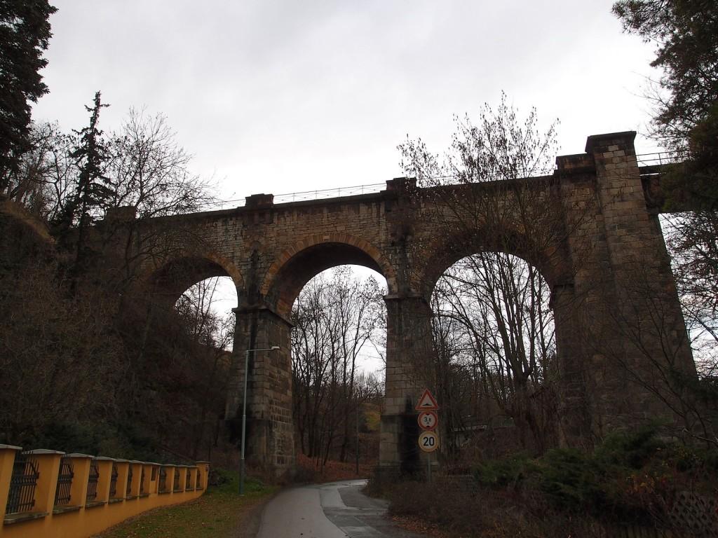d81 - Hlubočepy - viadukt