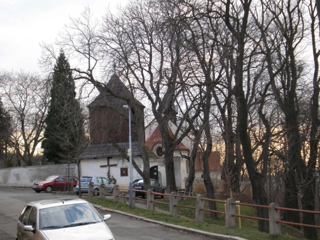 092 - Butovice - kostel svVavřince